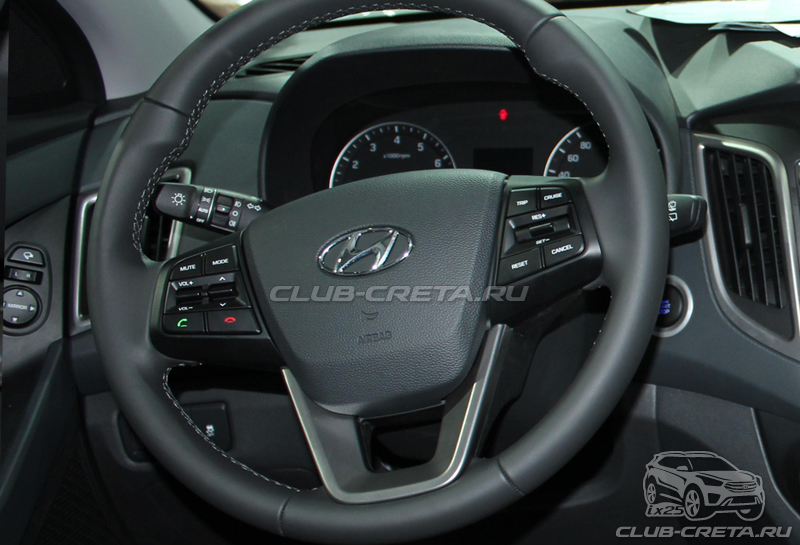 Рулевое колесо Hyundai Creta