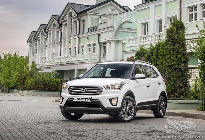 Фото-обзоры Hyundai Creta (ix25)