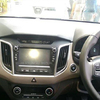 Салон праворульного Hyundai Creta (ix25)