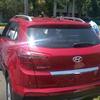 Красный Hyundai Creta (ix25)