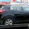 Черный Hyundai Creta (ix25)