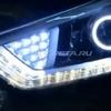 Альтернативные фары Hyundai Creta (ix25)