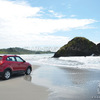 Hyundai Creta на песке