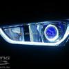 Альтернативные фары Hyundai Creta