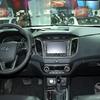Салон Hyundai Creta