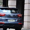 Hyundai Creta сзади